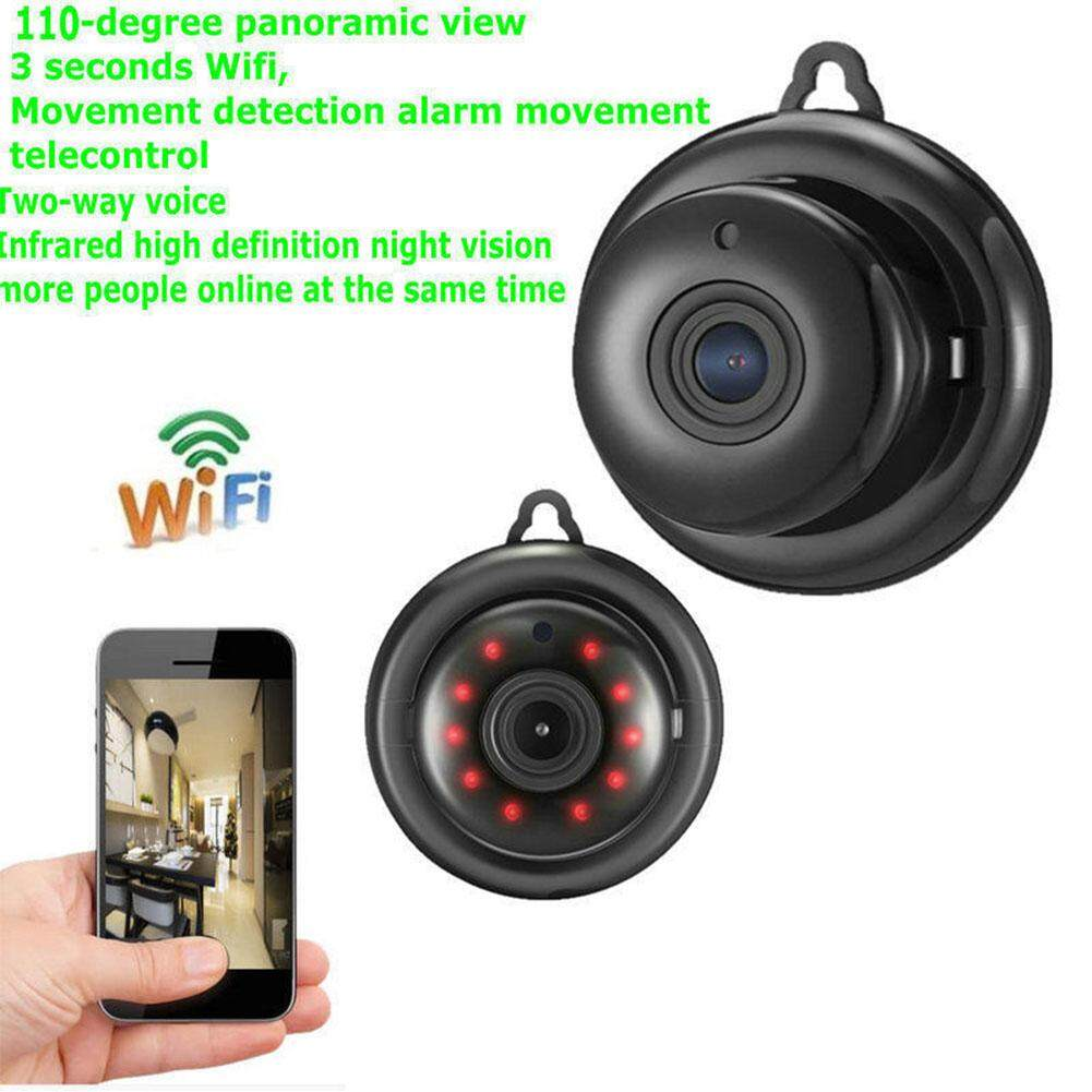 Hd 960p Wireless Wifi Ip Remote Smart Network Camcorder Small Camera By Ytgp Fashion.