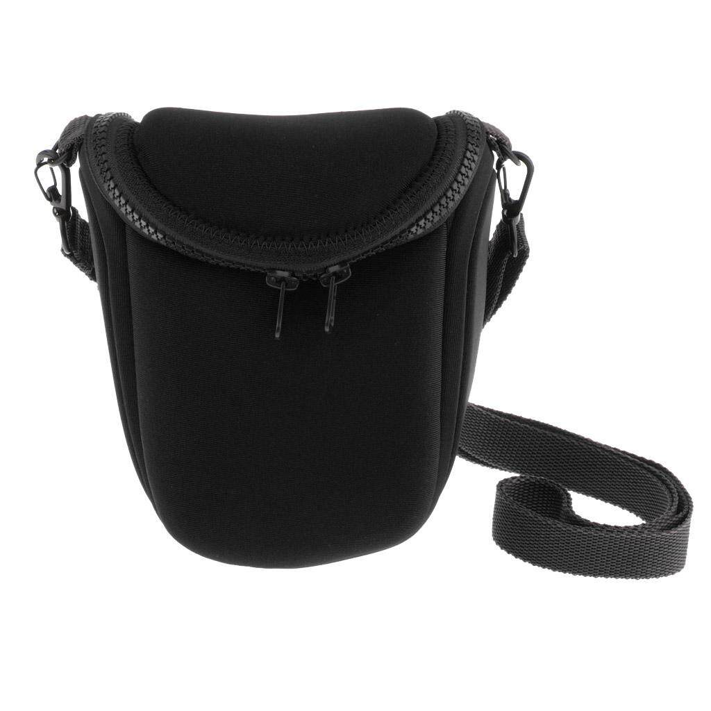 ... Miracle Shining Shockproof Cover Case Bag for Sony LCS BBF NEXF3 NEX5R NEX5N NEX7 Camera Black