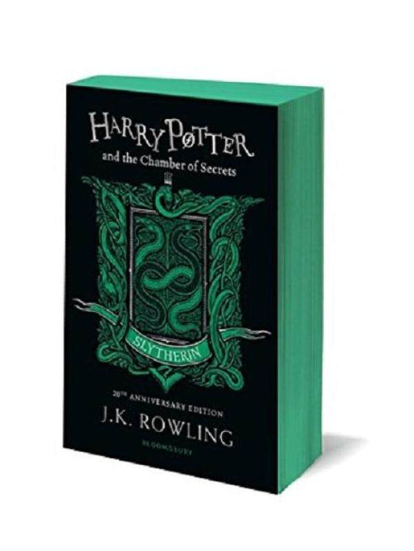 (BORDERS) Harry Potter and the Chamber of Secrets – Slytherin Edition Malaysia