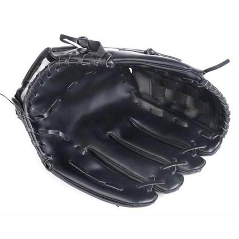 PVC Leather Brown Black Pink Glove 10.5