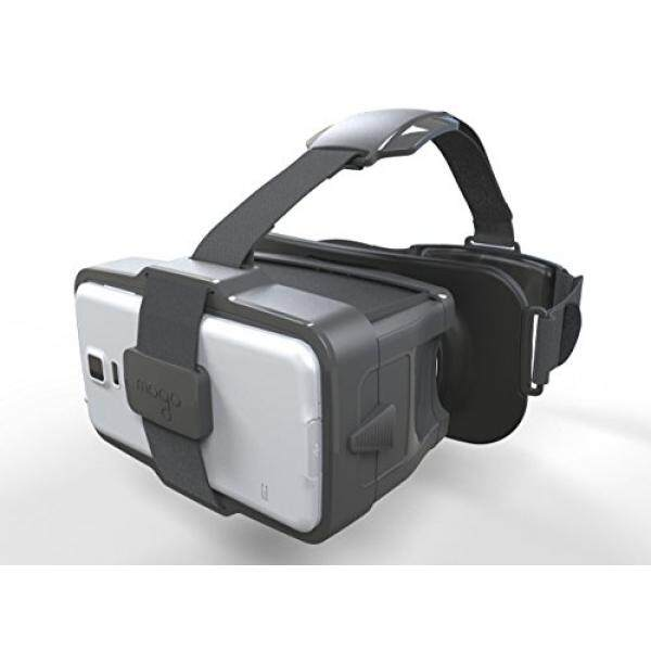 MOGO VR - Virtual Reality Headset For iPhone, Samsung Galaxy, iOS & Android Smartphones,The Only VR Glasses / Goggles with Zero Side Effect(2D)