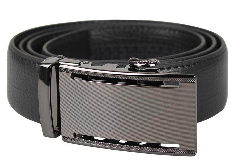 Tomaz 1638 Leather Belt (Black)