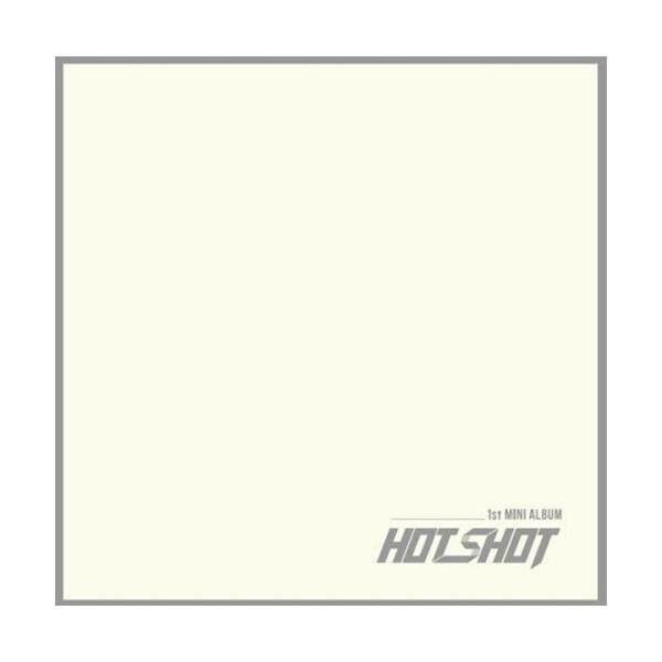 Music HOTSHOT - [IM HOTSHOT] 1st Mini Album Repackage CD Sealed K-POP - intl