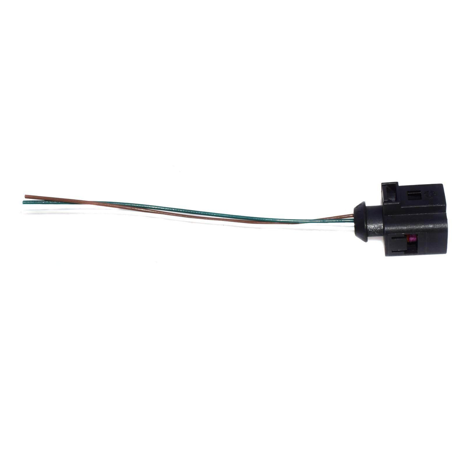 Baru 1 PC T-Ouareg Sensor Level Oli Plug Kabel Kawat Socket 3B0973703G untuk A6 C6 A4 B6 B7 Q7 TT A8 d3 Passat B5 B7 Cc
