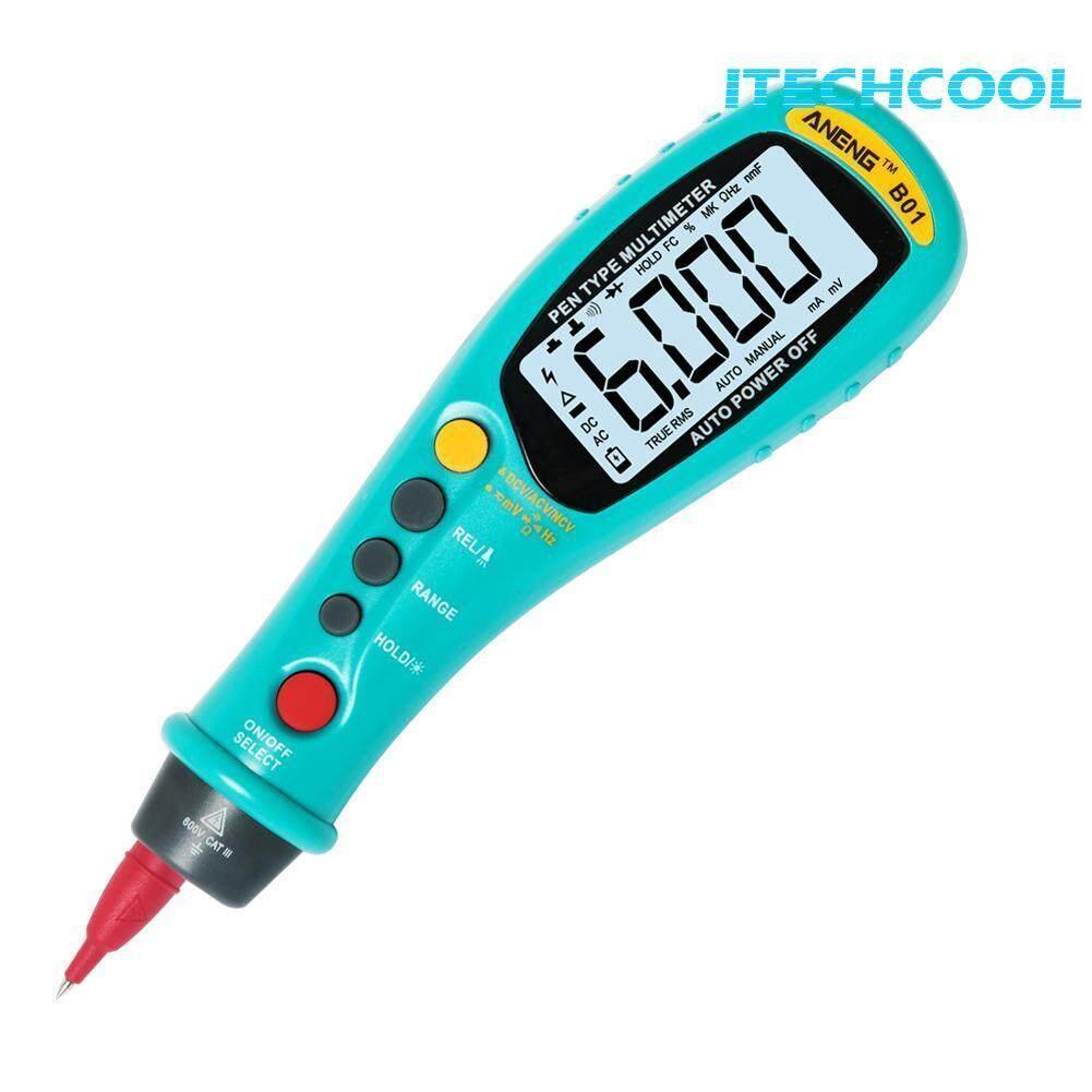 ANENG B01 Pen Type Digital Multimeter Auto-Rang True RMS NCV AC/DC Voltage