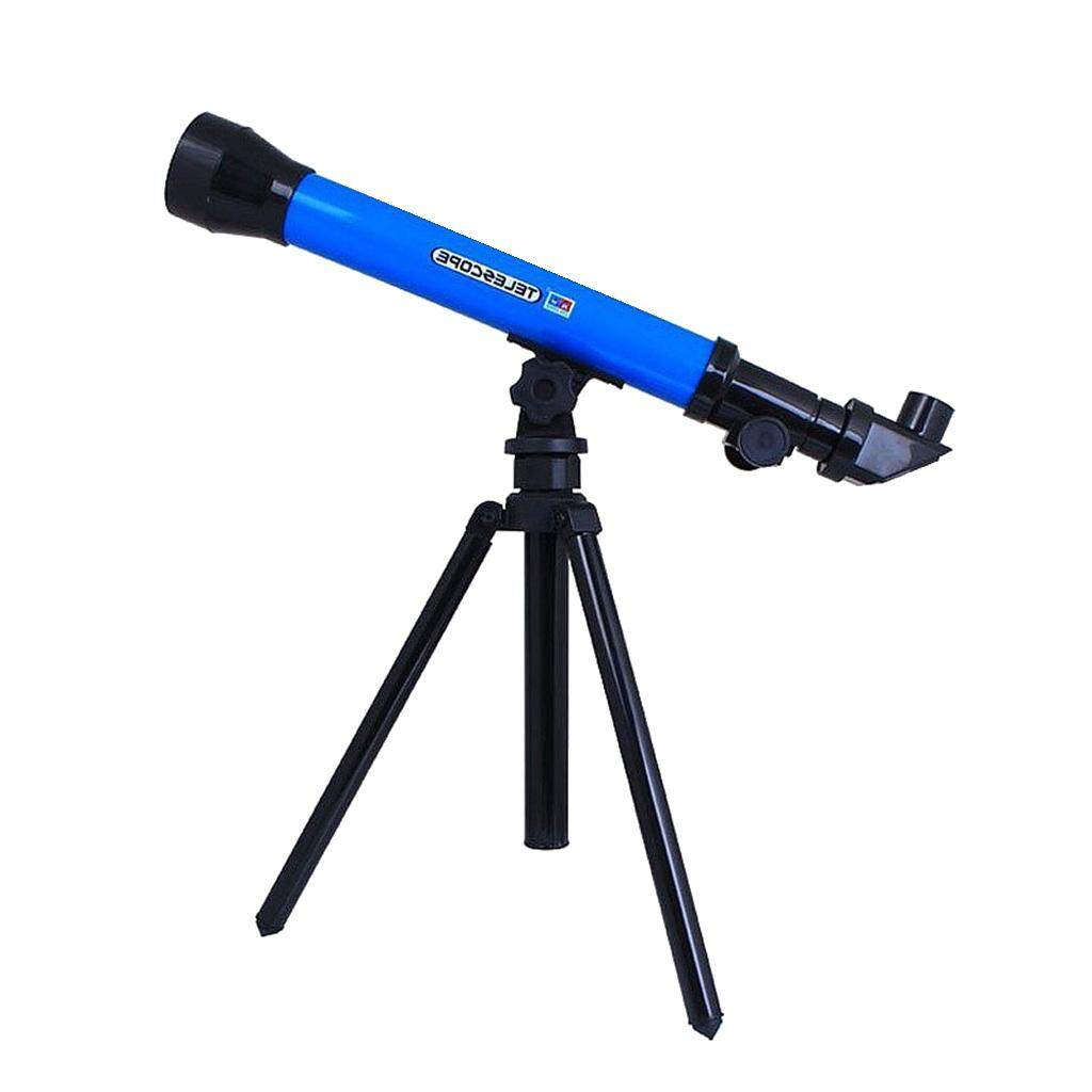 Magideal 20x 40x 60x Student Educational Toy Blue Astronomical Telescope For Children By Magideal.