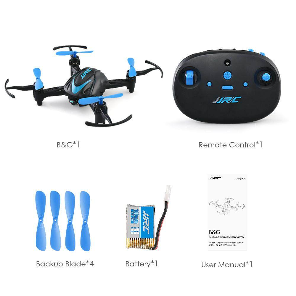 Hình ảnh Tertran Mini JJRC H48 Mini Drone 6 Axis 2.4G RC Micro Quadcopters Remote Control For Kid