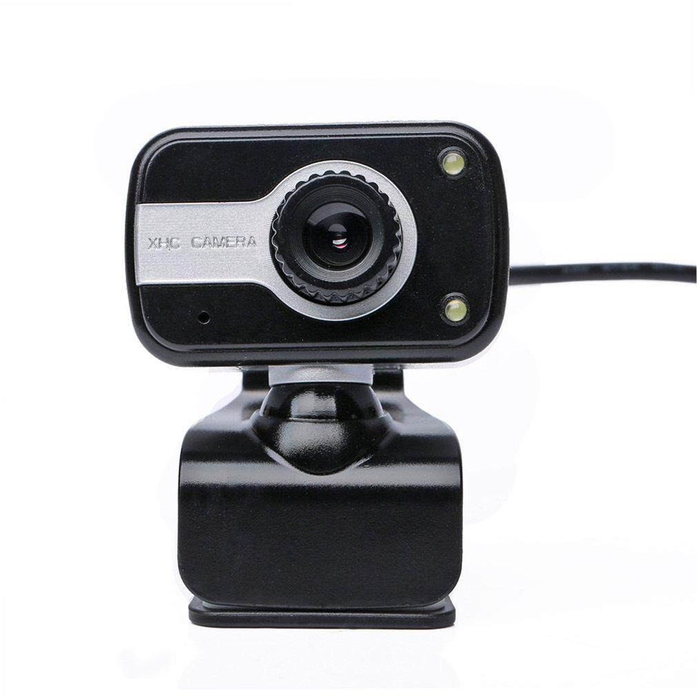 Hot Sales A7250 Webcam HD Web Computer Camera Built-in Microphone USB Plug and Play