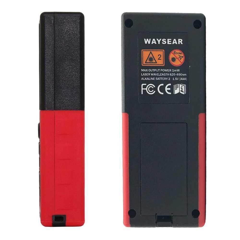 Yuero Kualitas Tinggi DK40 40 M Digital Genggam Portabel Laser Jarak Ukuran Presisi Tinggi Pencari Jarak