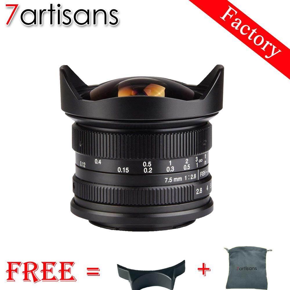 Fitur Godric Silicone Fujifilm X A3 A10 A5 Xa3 Xa10 Xa5 Silikon Kit 16 50mm F35 56 Ois Ii Brown 7artisans 75mm F28 Manual Fisheye Lens For Compact Mirrorless Camera Fuji