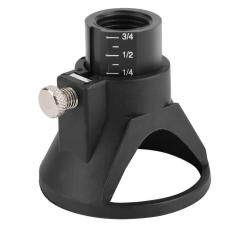 Shanyu Electric Drill Grinder Locator Horn Carving Rotary Tool Attachment Positioner