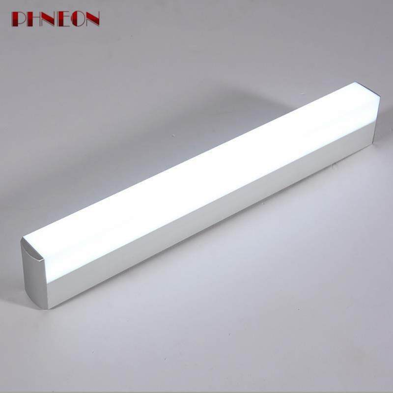 PHNEON 12w 16w 22w Modern Minimalist Led Metal Wall Lamp Bedside Lamp Corridor Aisle Mirror Bathroom Light White - intl