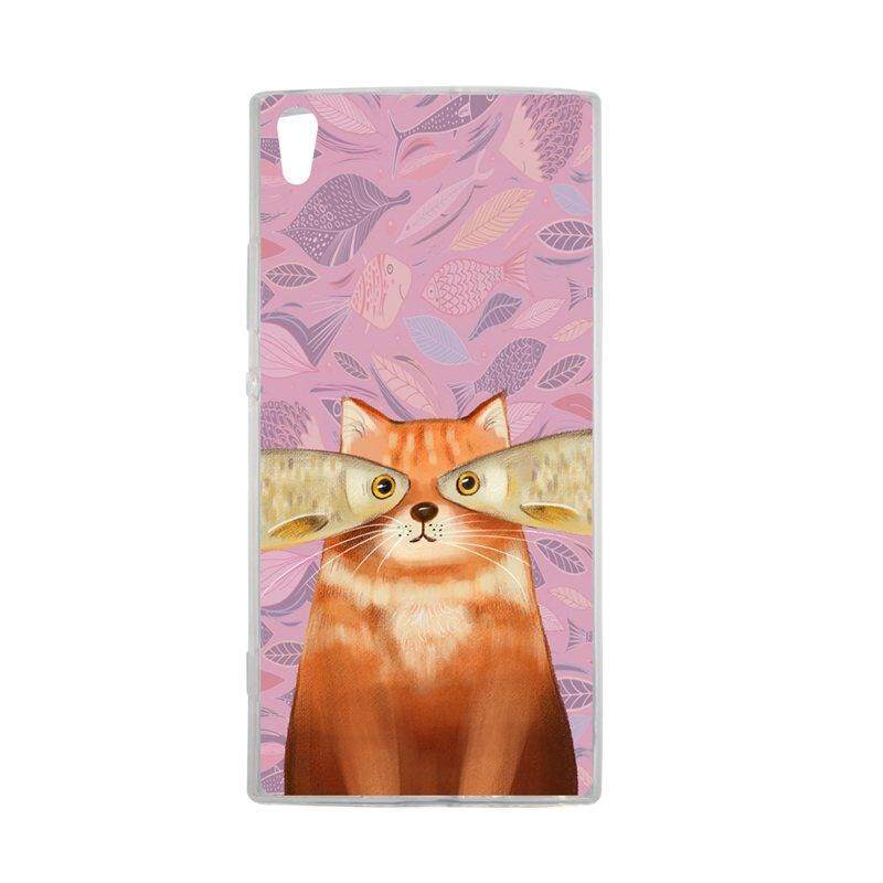 Slim Soft Tpu Back Case Source · Hot Cat Fish TPU Soft Silicon .