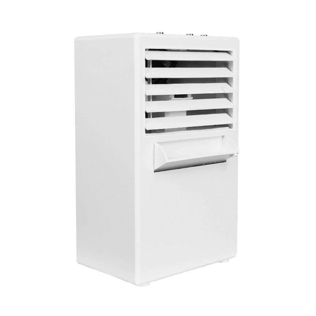 B-Hidup Mini AC Fan Low Noise Rumah Cooler Digital Sistem Pendingin