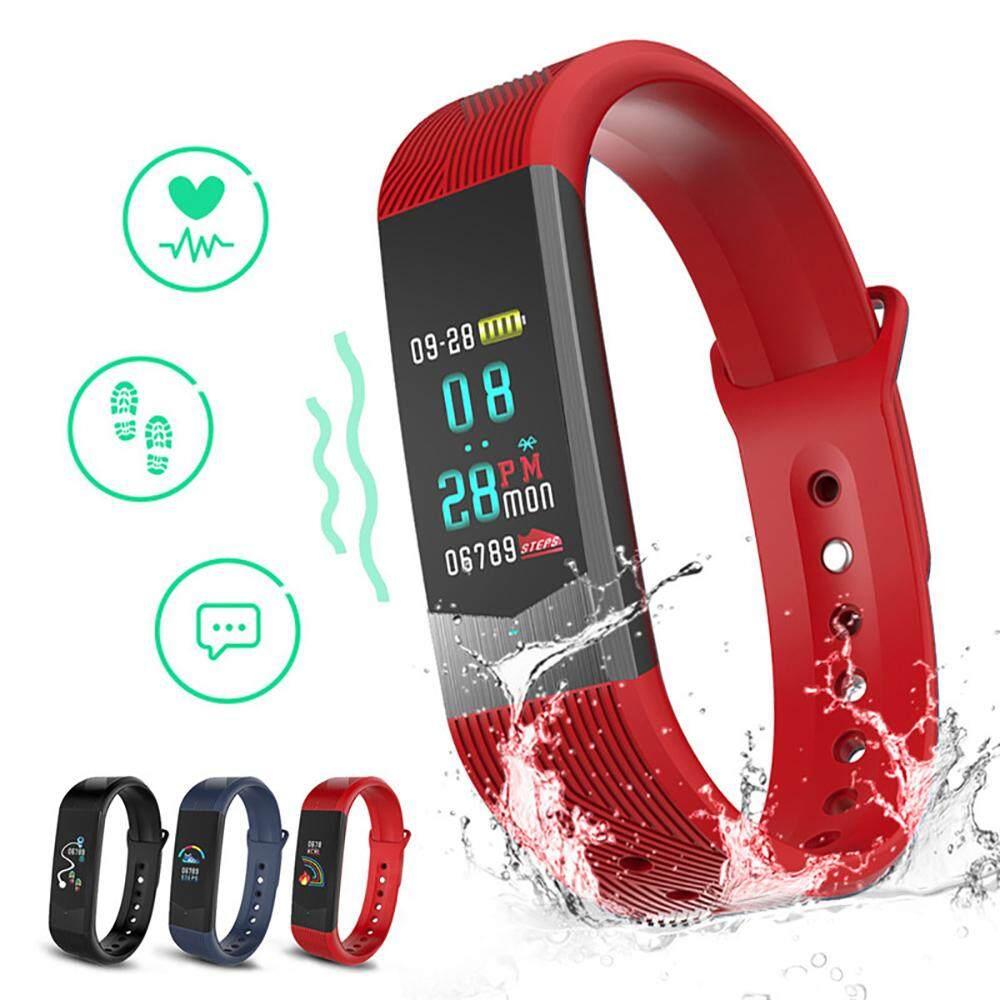 3D UI Smart wristbands B30 Smart Band Heart Rate tracker Blood pressure monitor Waterproof Fitness bracelet