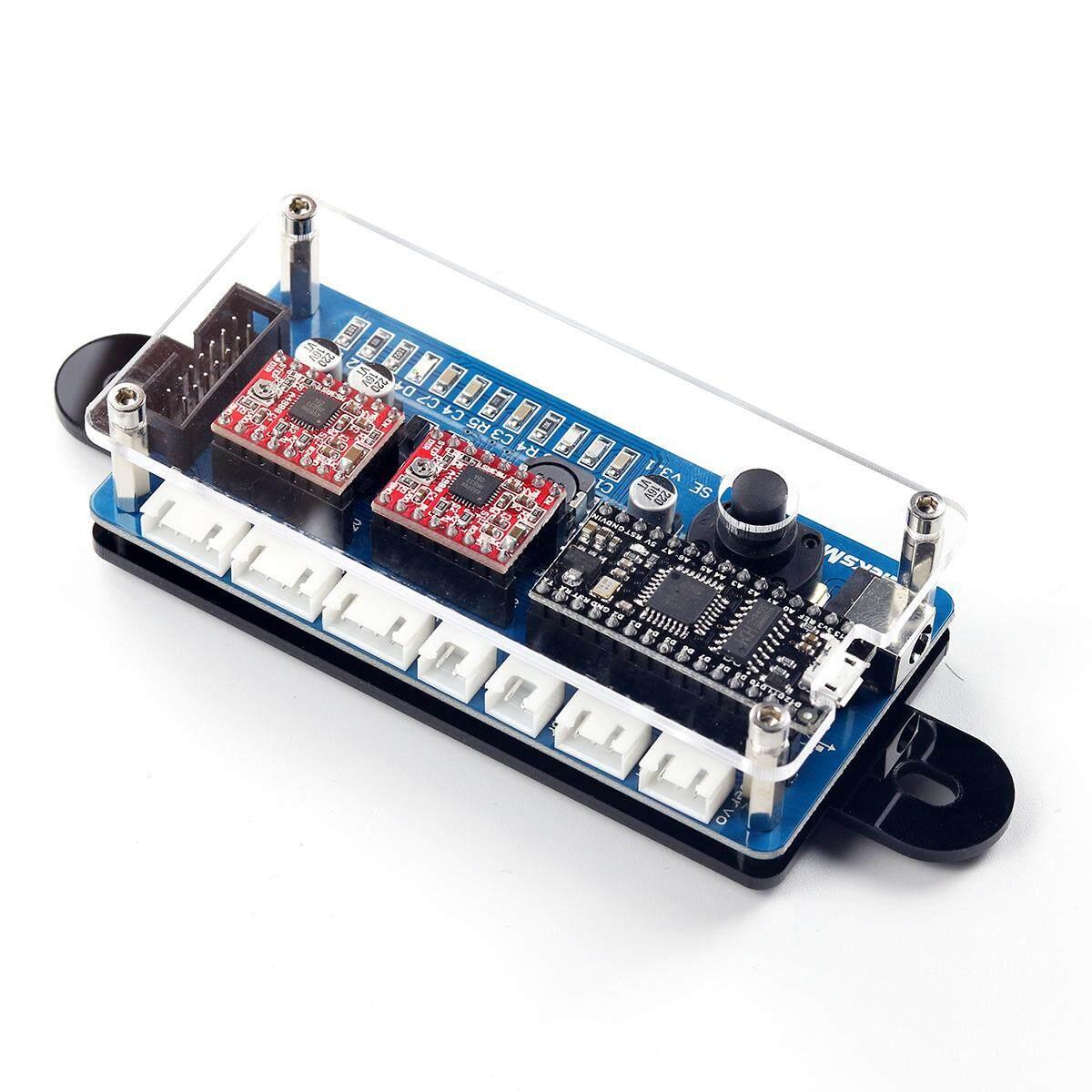 Giá EleksMaker New ManaSE 2 Axis Stepper Motor Driver Laser Controller Board DIY Engraver