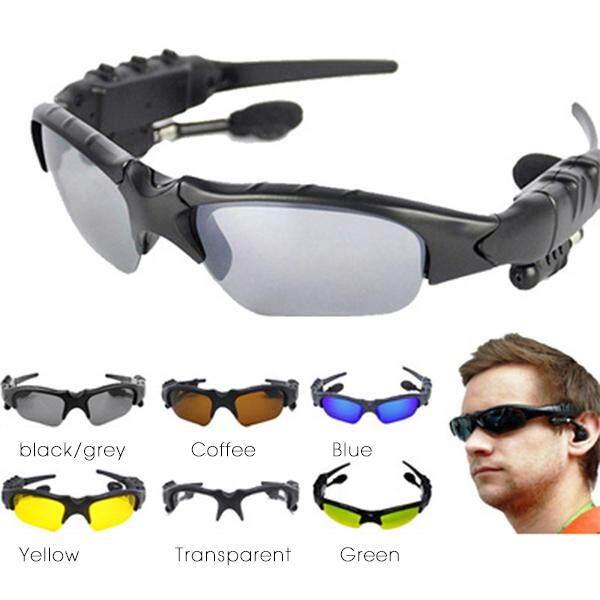Detail Gambar Olahraga Bluetooth Nirkabel Headset Kacamata Warna-warni  Berkuda dengan Mikropon Bebas Genggam Menjawab fc06316d99