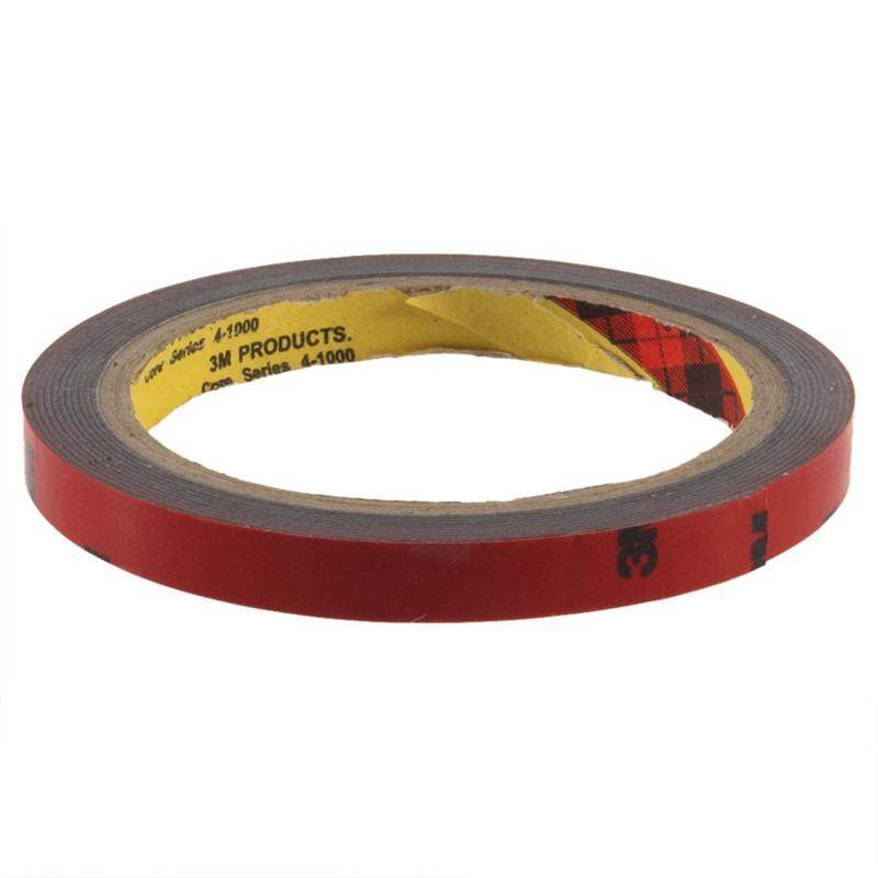 3m 10mm Car Auto Truck Acrylic Foam Double Sided Attachment Adhesive Tape By Shakeshake.