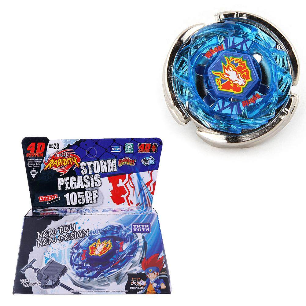 Storm Pegasus Pegasis Bb 28 4d Beyblade Metal Fusion Fight Masters
