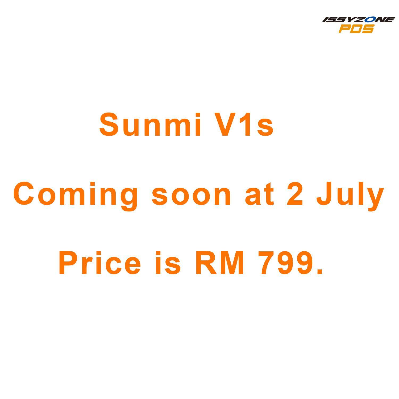 Review Ipda032 Sunmi V1s 1g Ram 8grom 5200mah Android 6 0 5