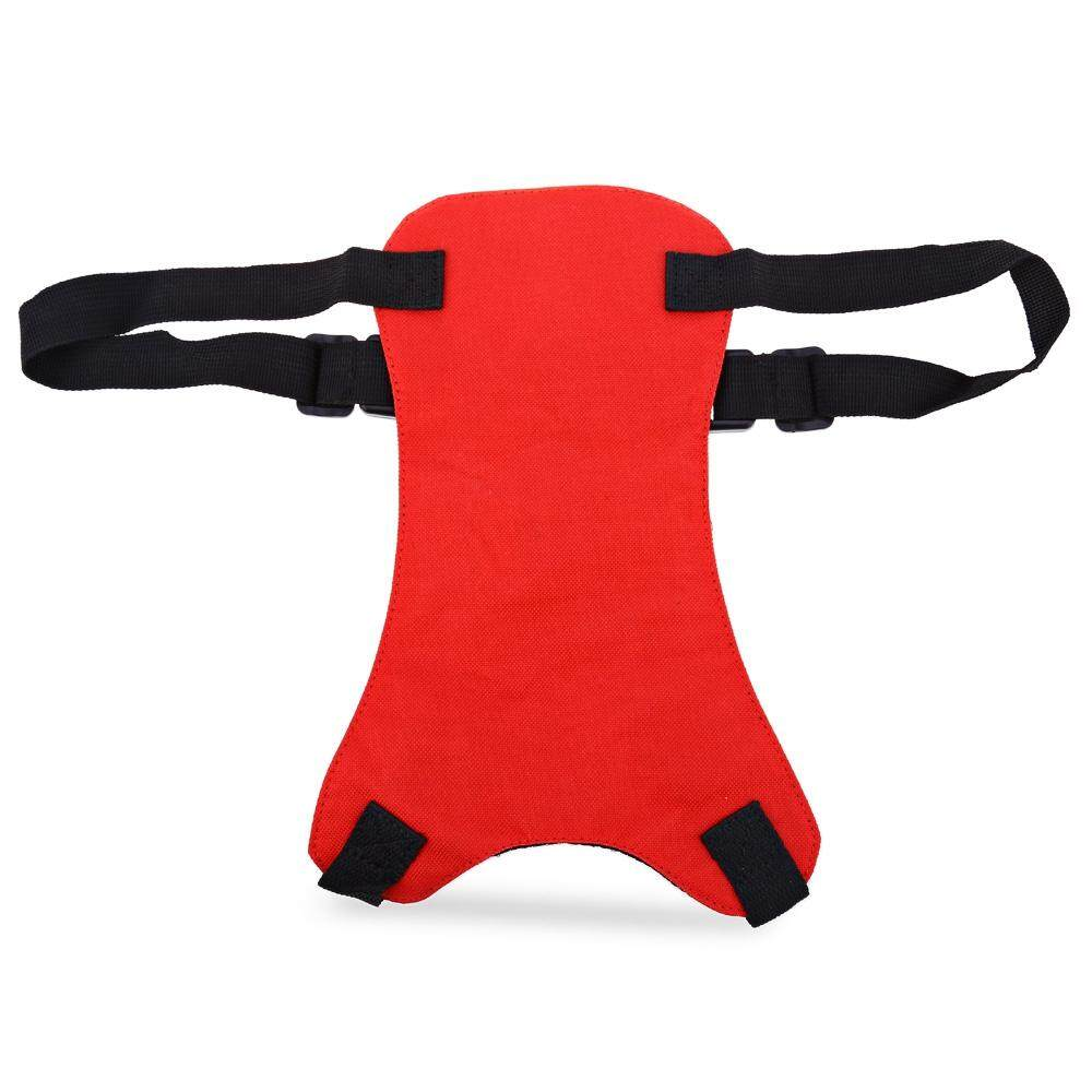 L Pet Vehicle Safety Seat Belt Adjustable Dog Leash Collar Chest Harness - intl