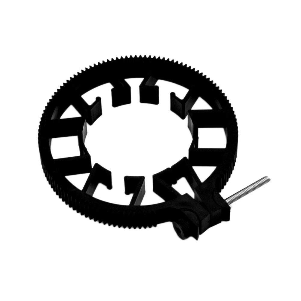 Betes Perlengkapan Yang Dapat Disesuaikan Cincin untuk Ikuti Fokus Sabuk 75 ~ 85 Mm untuk Lensa DSLR MOD 0.8 Merah Baru