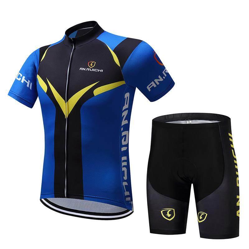 2018 Pro Summer Jersey Sepeda Set Gunung Pakaian Sepeda MTB Pakaian Bersepeda Memakai Maillot Ropa Ciclismo