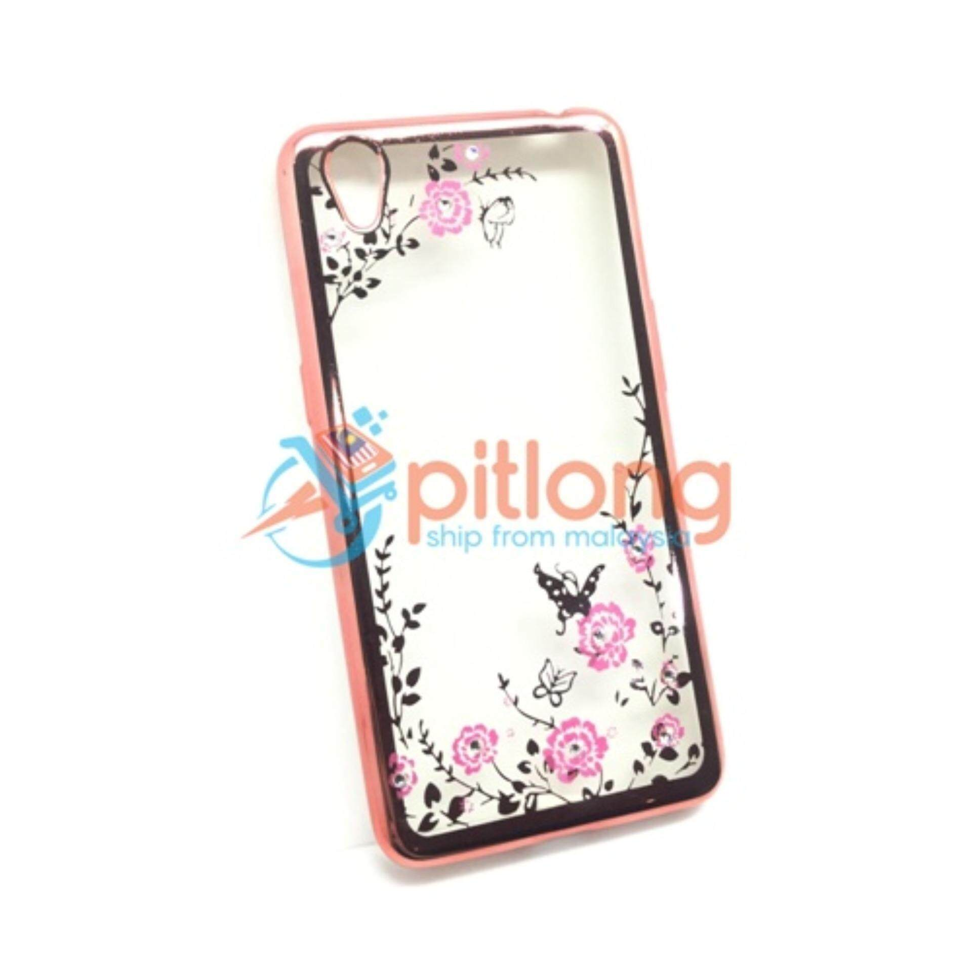 Oppo Neo 9 A37 Secret Garden Diamond Transparent Soft Tpu CaseMYR16. MYR 16
