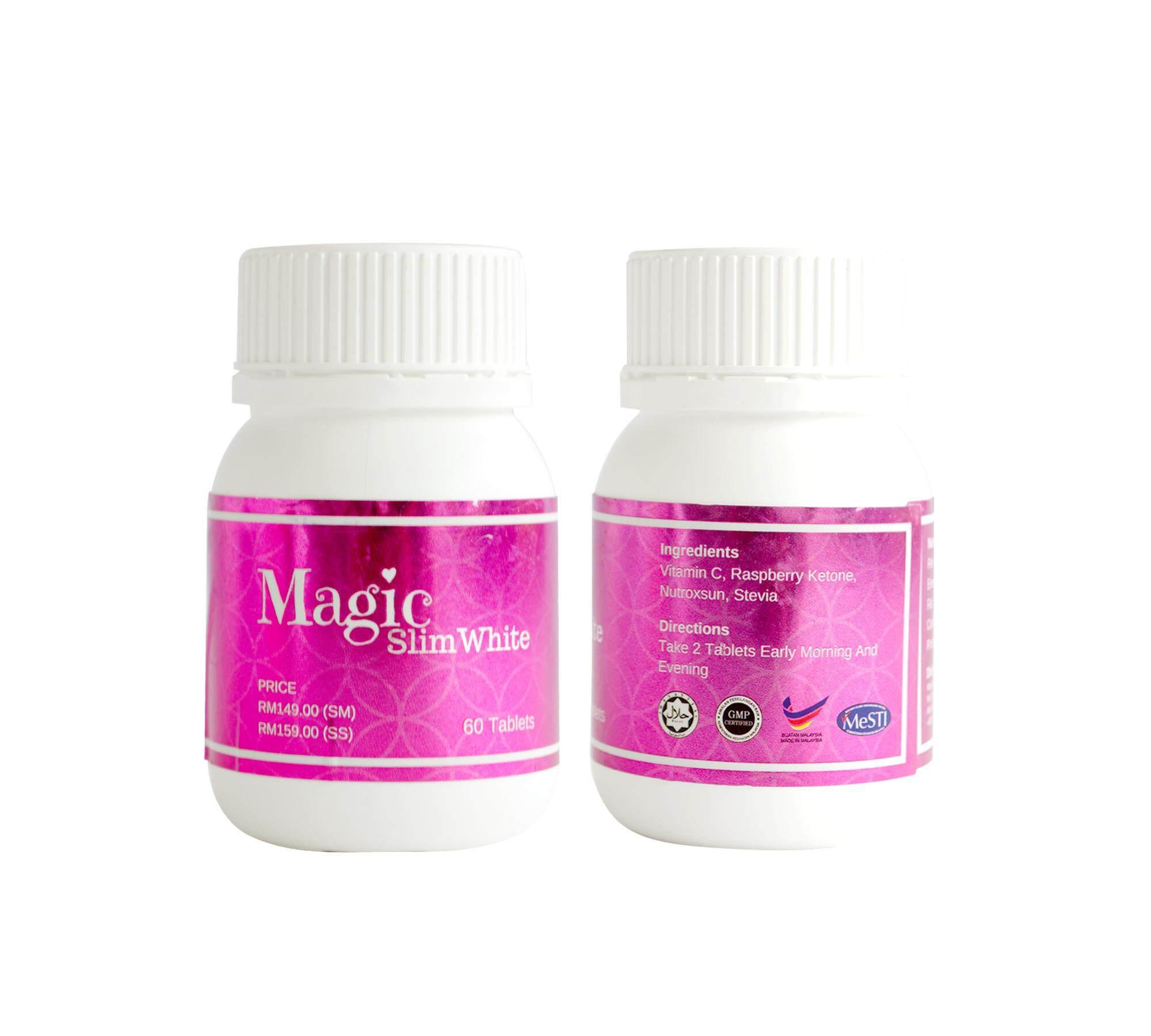 Magic Buy At Best Price In Malaysia 1 Box Tissue Slim White Original 60biji