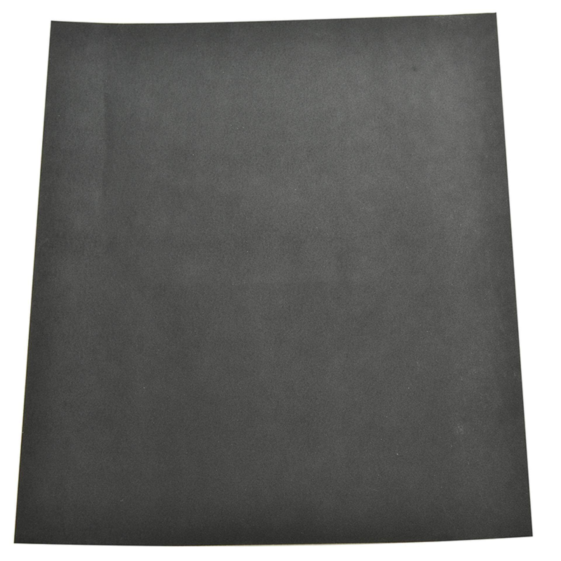 Hình ảnh Waterproof Abrasive Sand Paper Wet And Dry Sandpaper Grit ST 1200# - intl