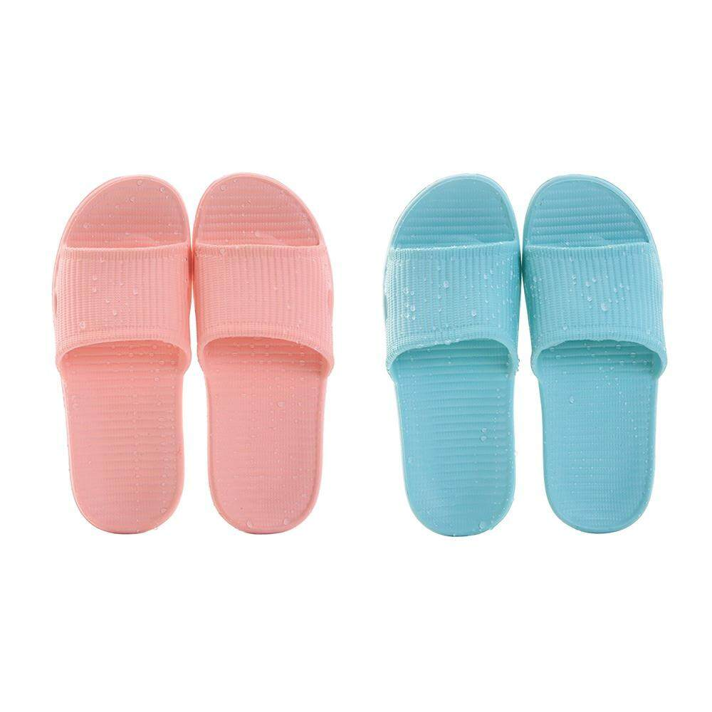 6641ae3dba81 Women Men Indoor Slippers EVA Sandal Non-Slip Bathroom Shower Slipper Beach Flip  Flops
