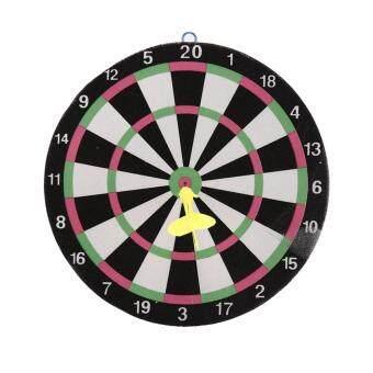 Shock Price Indoor 16 Cm Olahraga Target Dart Papan Dart Sponge Papan Panah dengan 1 Dart untuk Menyenangkan best price - Hanya Rp21.897