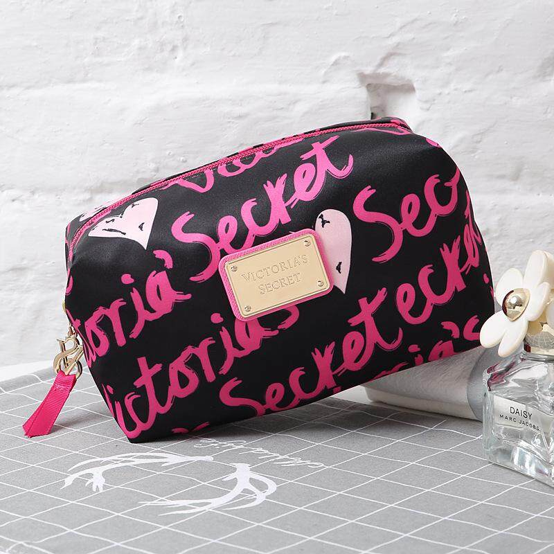 Victorias Secret Large Multifunction Lady Silk Pouch