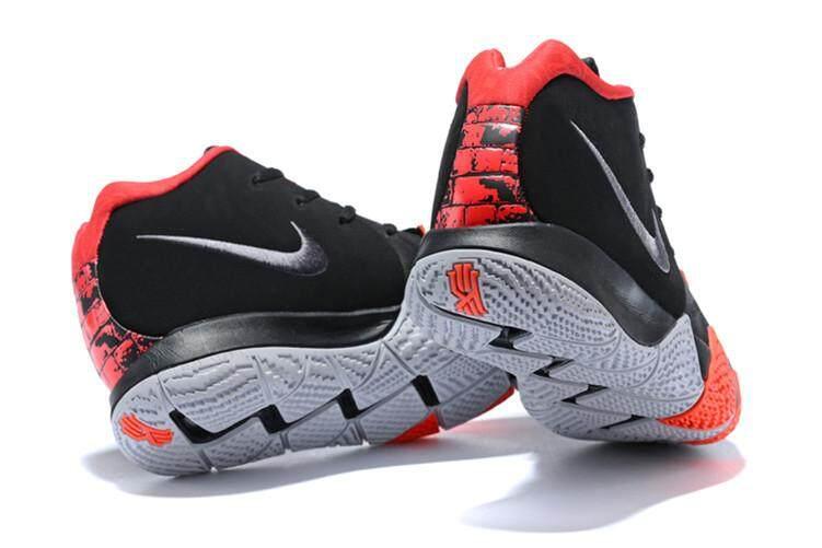 c699e8bc90396 Nike Original Kyrie Irving 4 MENS Basketaball Shoe Global Sales Black  History Month(BHM)