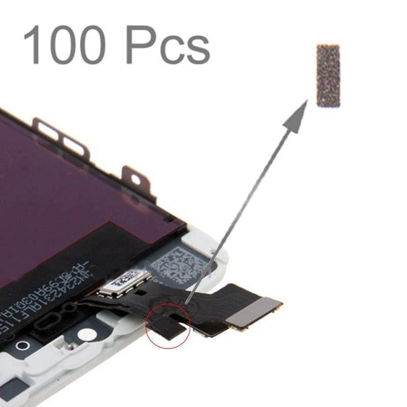 100 Pcs Asli Katun Block untuk Layar LCD iPhone 5