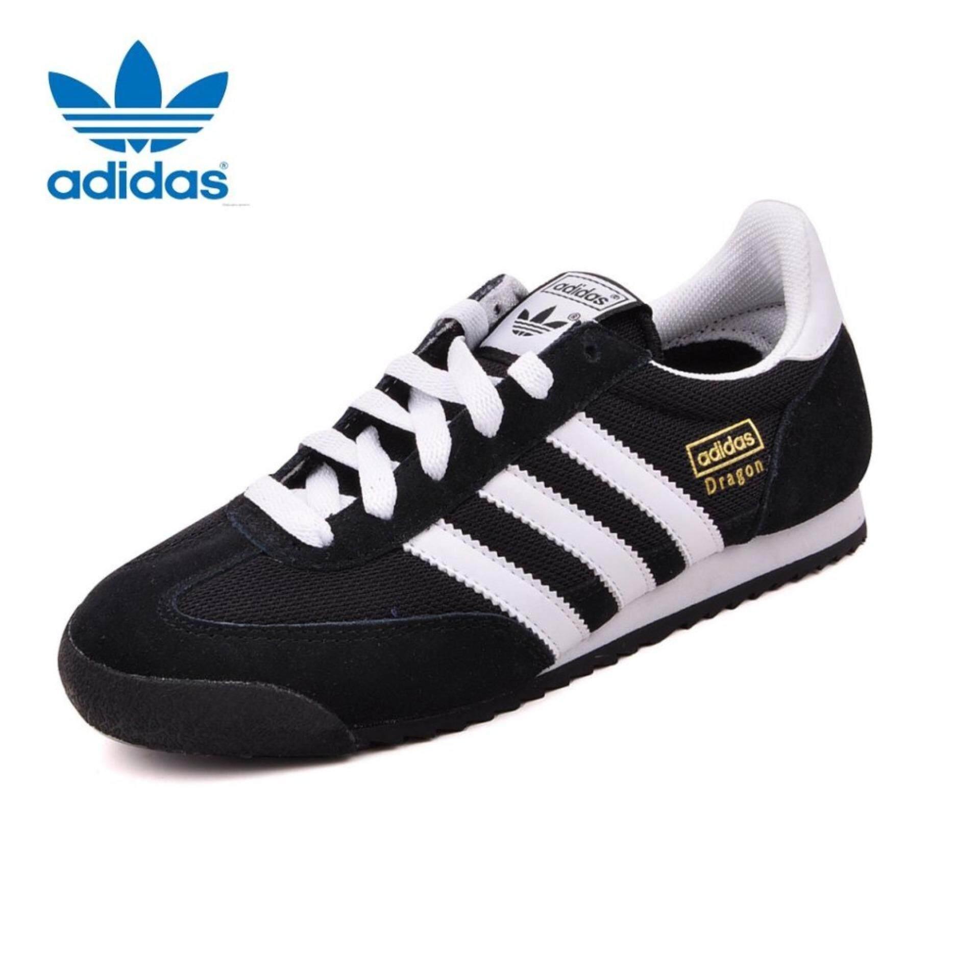 Adidas Uniseks Originals Naga Vantage Sepatu G16025 Hitam-Internasional