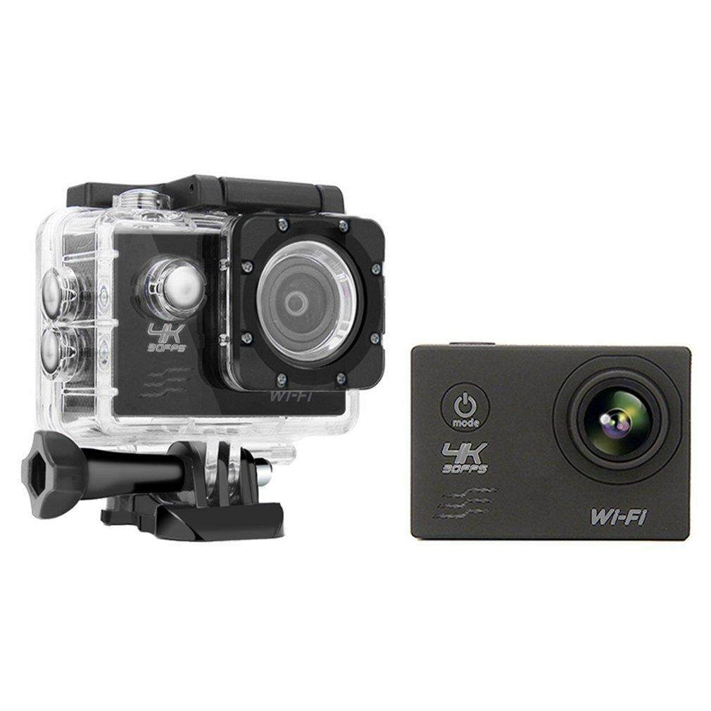 F60 Wifi aksi kamera 16MP 170 gelar luas malaikat olahraga DV Waterproof Plug E