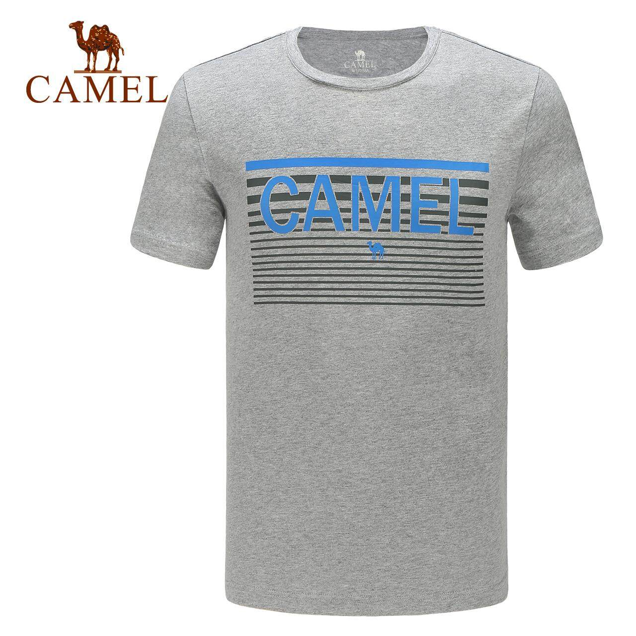 7b2c4a9d Camel outdoor quick-drying t-shirt male quick-drying clothing male sports  fitness