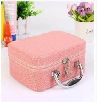 Makeup Storage Bag Jewelry Box Cosmetic Organizer