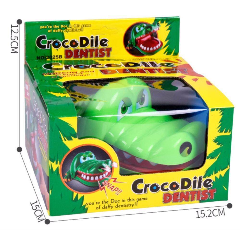 Crocodile Dentist Bite Party Game Toy By Raxata Enterprise.
