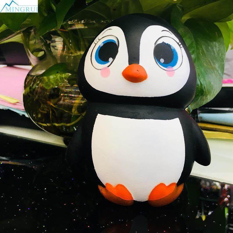 Hình ảnh Mingrui Store Sweet Smelling Realistic Look Cute Penguin Squishy Simulation
