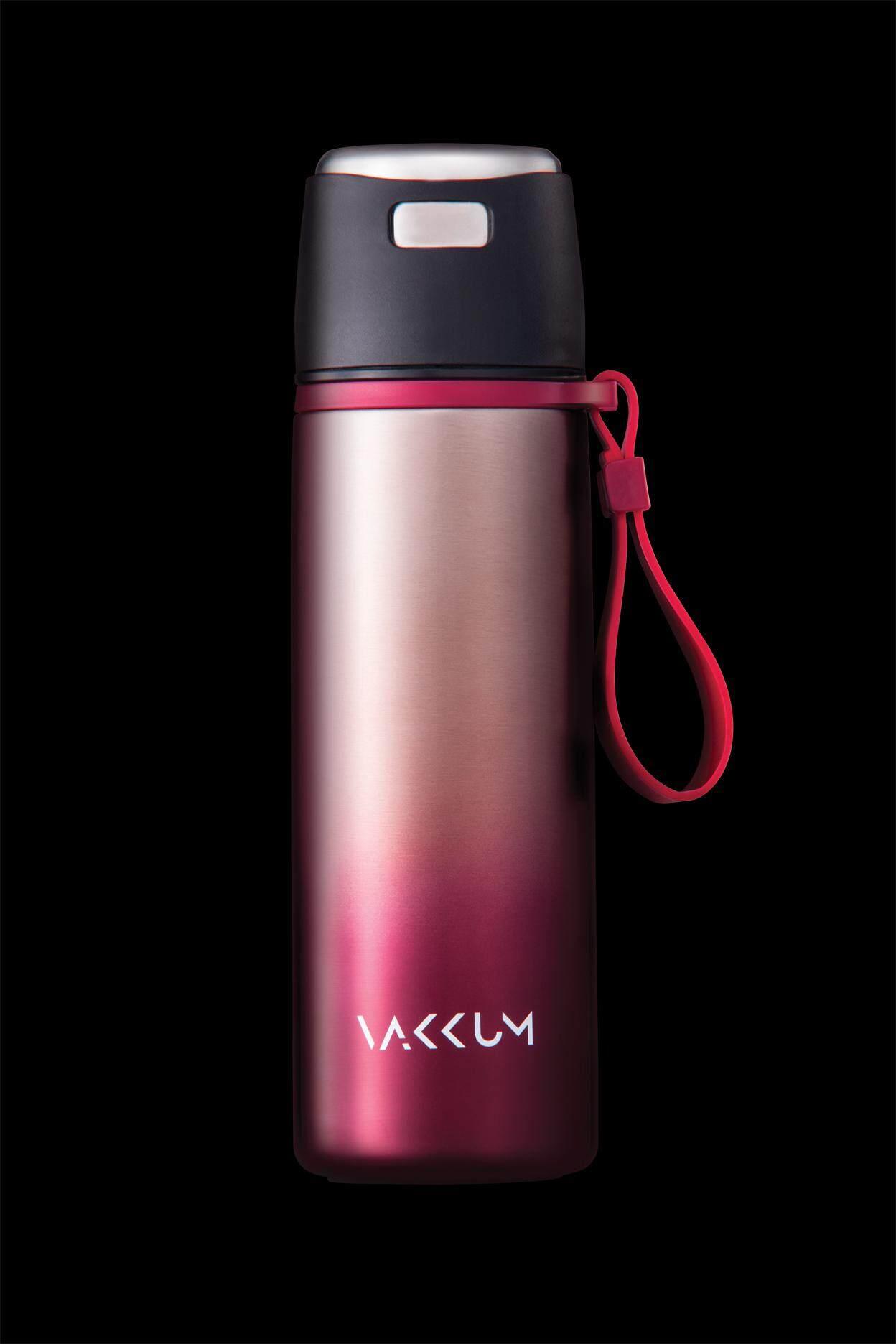 [LIVE]  ANTI-BACTERIAL VAKKUM FLASK ESSENTIAL 500ml DOUBLE WALL S.S. - VK-200350-LA
