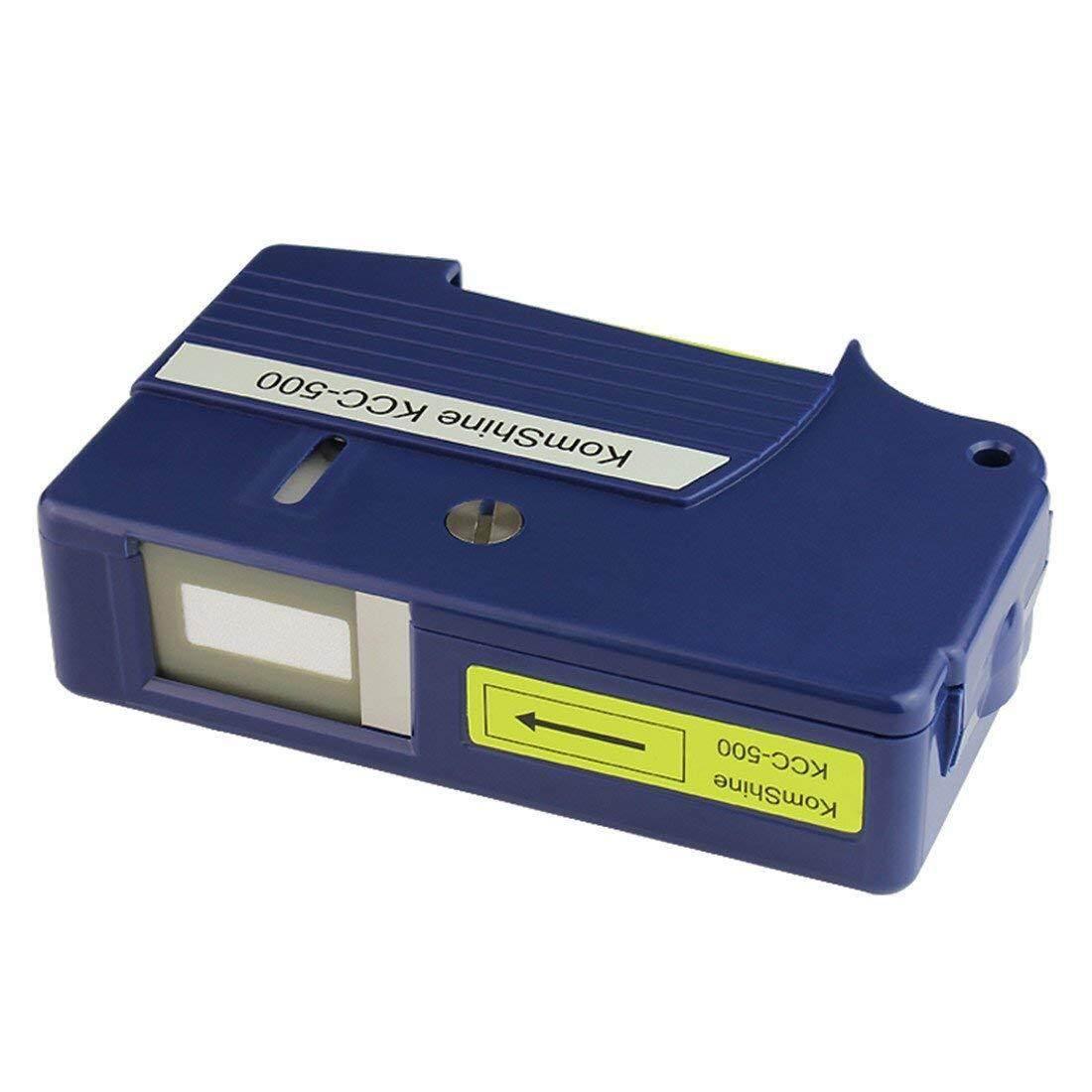 Deerway Serat Konektor Optik Cleaner Serat Optik Kabel Patch Cleaver Alat Penyambung Fiber Optik FTTH Alat-Internasional