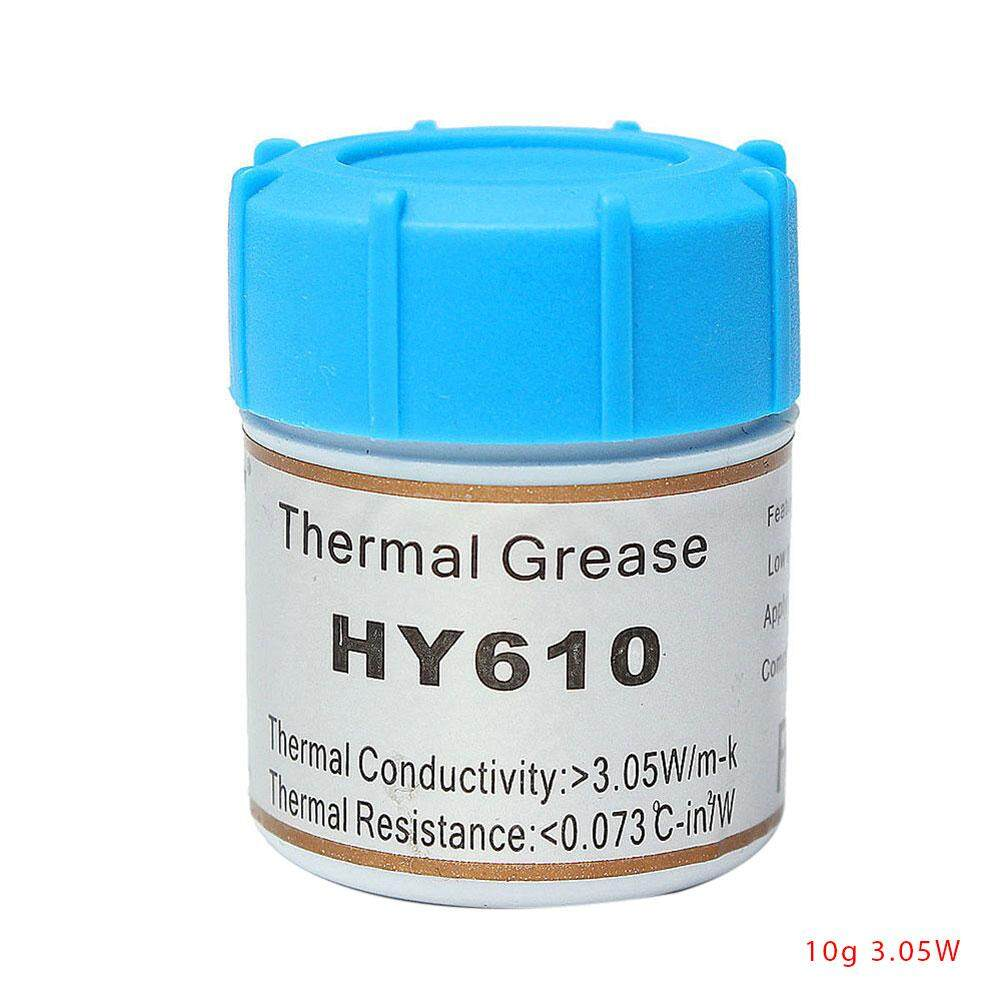 Aukey Conductive Silicone Grease Thermal Grease 10g Gold Silicone Cooler Heatsink CPU PC - intl
