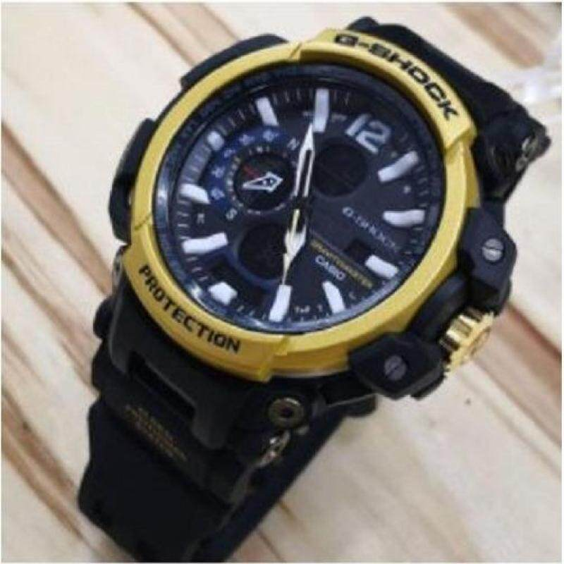 New Casio G shock Global Positioning System Gold Dial  Sport Watch Malaysia
