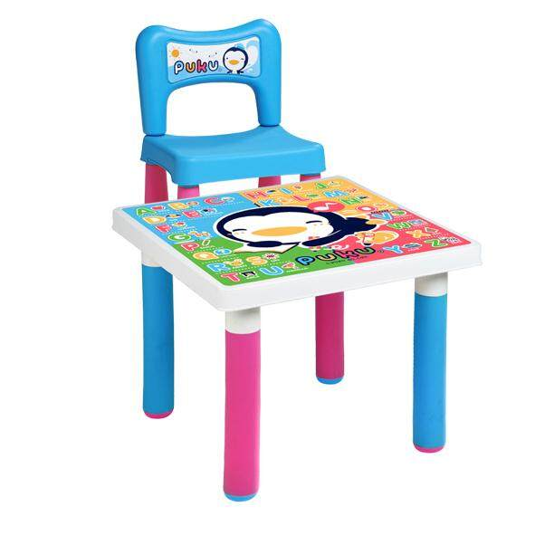 Puku Baby Table & Chair 1+1