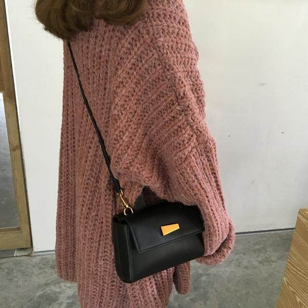 [PRE-ORDER] Women Retro Style Mini Messenger Bag