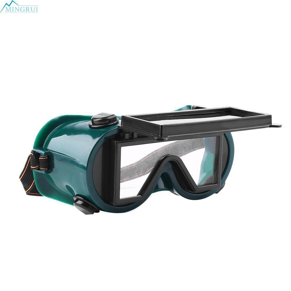 fd3477707f1 Solar Auto Darkening Shade Glare Shield Safety Protective Welding Goggles