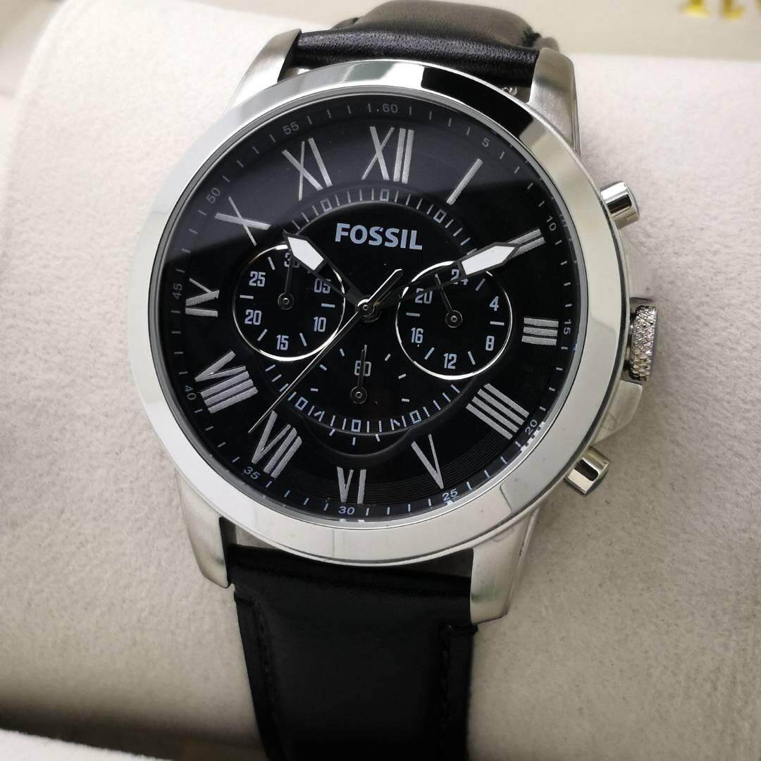 Fossil Products For Men Women The Best Price In Malaysia Fs4656 Jam Tangan Pria Original New Fasion Grant Chronograph Leather Watch
