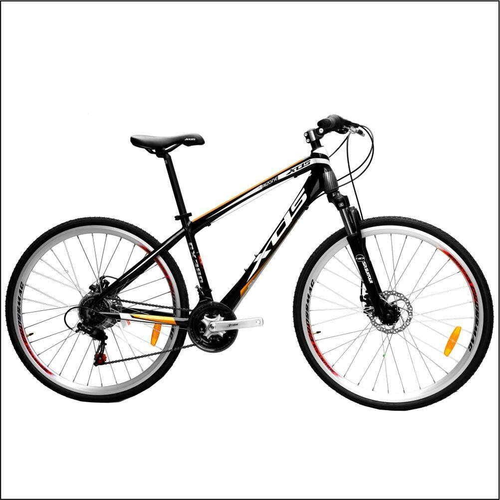 Xds Touring Bike Cx380 Black White Orange 700c By Bike City Asia.